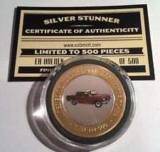 NEW EH Holden Colour Silver Stunner Coin with C.O.A. LIMITED TO ONLY 500