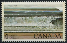 Canada 1977-86 SG#884 $1 Fundy Definitive MNH Bands #D7037