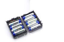 SUPPORTO Batteria Pack PER RICARICABILE BATTERIE AA Albrecht AE2990 AFS ORIGINALE
