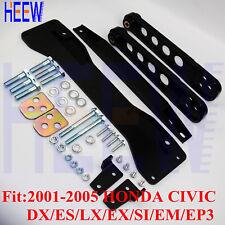 REAR SUBFRAME BRACE TIE BAR CONTROL ARM FOR CIVIC 01-05 DX ES LX EX EM/EP3 SI MP