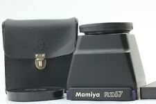 [EXC+5 with Case] Mamiya RZ67 AE Magnifying Hood Chimney Finder From JAPAN #943