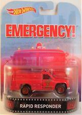 2014 HOT WHEELS RETRO ENTERTAINMENT EMERGENCY! RAPID RESPONDER
