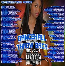 REGGAE DANCEHALL THROWBACK 2006 - 2009 MIX VOL 4