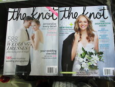 The Knot Magazine WINTER 2014 / SPRING 2016 issues