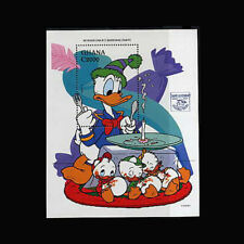 Never Hinged 1995 Walt-disney-f The Best Ghana Block267 complete Issue Unmounted Mint
