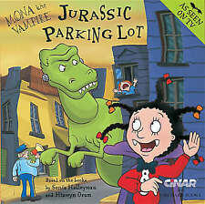 Mona the Vampire and the Jurassic Parking Lot-ExLibrary