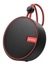 Mpow Q2 Tragbarer Bluetooth-Lautsprecher, IPX7 Wasserdichter schwarz
