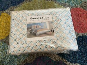 Morgan and Finch Queen Bed Quilt Cover Set