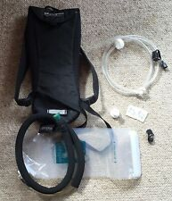 Platypus breakaway hydration system with shower attatchment