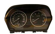 BMW Strumento Gruppo Strumento Combinato 1er F20 F21 2er F22 F23 Diesel km/H