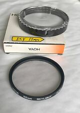 Hoya Vintage 55mm Skylight Filter