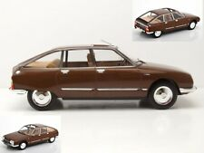 NEW! NOREV 1//18  ***  CITROËN GS PALLAS 1979 CIGALE BROWN   ***  NEUF