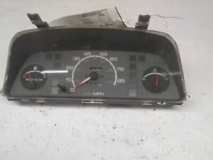 Speedometer MPH Japan Built Convertible Head Only Fits 89-90 METRO 417742