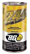 BG Dieselkraftstoff Additiv und KFZ System Reiniger BG 244 Leistungsverbesserer