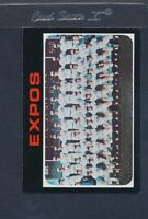 1971 Topps #674 Montreal Expos Team EX/MT *8240
