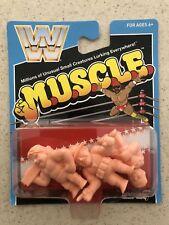 2018 SDCC Mattel Exclusive MUSCLE WWE Figure Hacksaw Jim Duggan Sgt Slaughter Mi