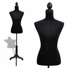 Female Torso Mannequin Shop Clothes Display Tailor Dressmaker Stand Adjustable