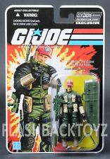 2018 GI Joe Hollow Point Collectors Club Exclusive FSS 7.0 MOC