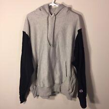 ColorBlock Champion Reverse Weave Sweatshirt XL Hoody Hoodie Urban Outfitters UO