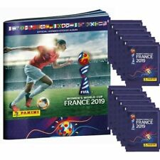 Panini Women´s World Cup 2019 France - 10 packs + empty album