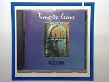 Kimbara Brothers - Time To Leave CD rare Mint