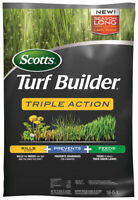 Scotts Turf Builder Triple Action
