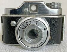 LLOYD'S Hit Type Subminiature Camera Made In Japan
