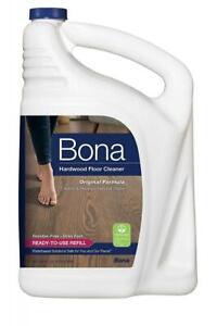Bona® Hardwood Floor Cleaner Refill 128 Fl. Oz (Pack of 1)