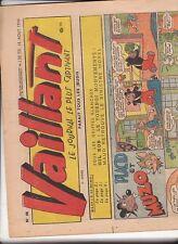 VAILLANT n°66  du 15 Août 1946. TB