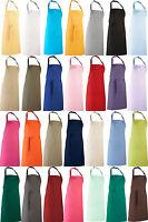 Schürze Kochschürze Latzschürze Arbeitskleidung 39 Farben Top Preis Top Qualität