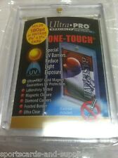 10 Ultra Pro ONE TOUCH MAGNETIC 180pt UV Card Holder Display Case 82333-UV 180