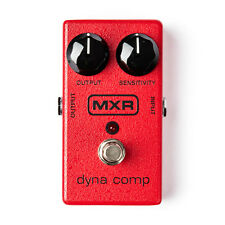 MXR M102 Dyna Comp Compressor Pedal Compact Guitar Compression Effect Pedal