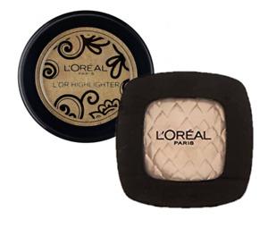 L'Oreal Paris Face Highlighter Illuminating Powder NEW Gold & Wild Gold