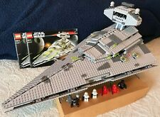 LEGO Star Wars #6211 Imperial Star Destroyer 100% Complete w/all Figs/Manuals