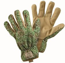 BRIERS William Morris Handschuhe Garten Jäte Blumen grün Baumwolle weich Lady M