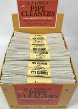 BJ Long - Standard Pipe Cleaners - Extra Absorbent (48 bundles of 56)
