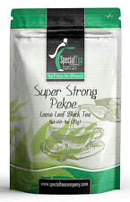 Super Strong Pekoe Loose Black Tea, 1 oz. Includes 10 Free Tea Bags