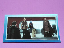 N°14 STAR WARS ATTACK OF THE CLONES GUERRE DES ETOILES 2002 MERLIN TOPPS PANINI