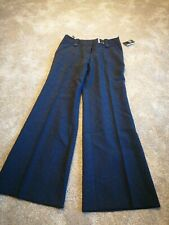 New Navy Blue Ladies work Trousers Size 10