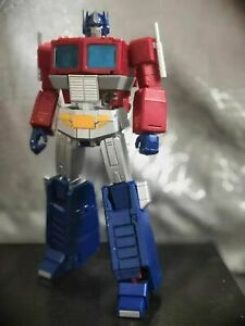 IN STOCK 4th Party MP-44 Optimus Prime Version 3.0 Silver Painting Leg Figure
