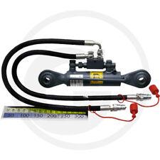 Hydraulischer Oberlenker Kat.2_550-830_Hydraulikzylinder & Schlauchpaket________