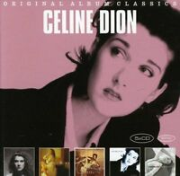 Celine Dion - Original Album Classics [CD]