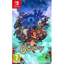 Owlboy /switch