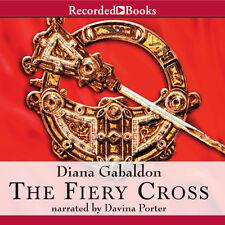 Diana GABALDON / [Outlander series Bk 5] The FIERY CROSS    [ Audiobook ]