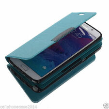 Synthetic Leather Mobile Phone Cases, Covers & Skins for Samsung Galaxy Note5 with Kickstand