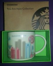 BN STARBUCKS QUEZON CITY MUG you are here series