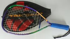 "Ektelon TriComp Long String Racquetball Racquet 102"" Purple Green"