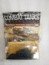 Deagostini Combat Tanks Collection Magazine & Model Issue No 39 Sealed New