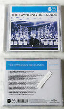 THE SWINGING BIG BANDS - Artie Shaw, Chick Webb, Basie,... Jazzclub Verve CD TOP
