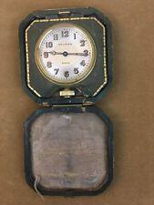 Antique E.L.B Waltham 8 Day Watch Pocket Watch Waltham Watch Company